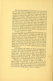 Page 8, 1915 Edition, Saint Marys College - Blue Mantle Yearbook (Notre Dame, IN) online yearbook collection