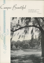 Page 11, 1952 Edition, Saint Marys College - Blue Mantle Yearbook (Notre Dame, IN) online yearbook collection