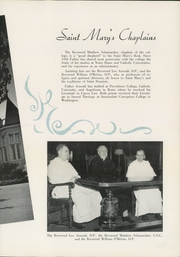 Page 13, 1952 Edition, Saint Marys College - Blue Mantle Yearbook (Notre Dame, IN) online yearbook collection