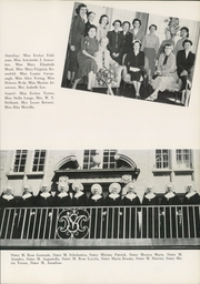 Page 17, 1952 Edition, Saint Marys College - Blue Mantle Yearbook (Notre Dame, IN) online yearbook collection
