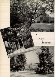 Page 14, 1956 Edition, Saint Marys College - Blue Mantle Yearbook (Notre Dame, IN) online yearbook collection