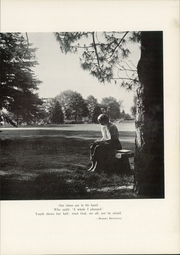 Page 17, 1956 Edition, Saint Marys College - Blue Mantle Yearbook (Notre Dame, IN) online yearbook collection