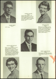 Page 10, 1957 Edition, Scott High School - Scottonian Yearbook (Scott, IN) online yearbook collection