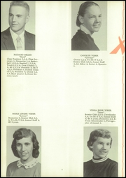 Page 12, 1957 Edition, Scott High School - Scottonian Yearbook (Scott, IN) online yearbook collection