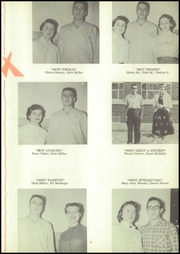 Page 13, 1957 Edition, Scott High School - Scottonian Yearbook (Scott, IN) online yearbook collection