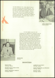 Page 16, 1957 Edition, Scott High School - Scottonian Yearbook (Scott, IN) online yearbook collection