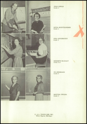 Page 17, 1957 Edition, Scott High School - Scottonian Yearbook (Scott, IN) online yearbook collection