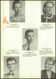 Page 8, 1957 Edition, Scott High School - Scottonian Yearbook (Scott, IN) online yearbook collection