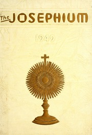 1949 Edition, St Joseph School - Josephium Yearbook (Elwood, IN)