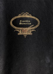 Franklin High School - Retrospect Yearbook (Mount Airy, NC) online yearbook collection, 1940 Edition, Page 1
