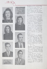 Page 12, 1947 Edition, Franklin High School - Retrospect Yearbook (Mount Airy, NC) online yearbook collection