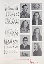 Page 13, 1947 Edition, Franklin High School - Retrospect Yearbook (Mount Airy, NC) online yearbook collection