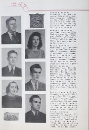 Page 14, 1947 Edition, Franklin High School - Retrospect Yearbook (Mount Airy, NC) online yearbook collection