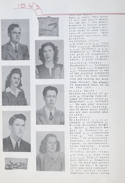 Page 16, 1947 Edition, Franklin High School - Retrospect Yearbook (Mount Airy, NC) online yearbook collection