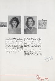 Page 17, 1947 Edition, Franklin High School - Retrospect Yearbook (Mount Airy, NC) online yearbook collection