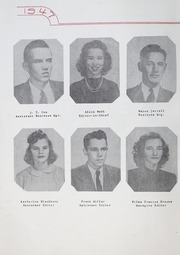 Page 4, 1947 Edition, Franklin High School - Retrospect Yearbook (Mount Airy, NC) online yearbook collection