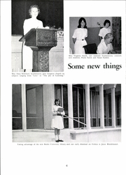 Page 10, 1964 Edition, Tudor Hall School - Chronicle Yearbook (Indianapolis, IN) online yearbook collection