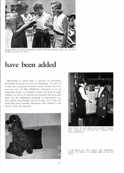 Page 11, 1964 Edition, Tudor Hall School - Chronicle Yearbook (Indianapolis, IN) online yearbook collection