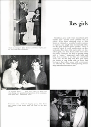 Page 12, 1964 Edition, Tudor Hall School - Chronicle Yearbook (Indianapolis, IN) online yearbook collection