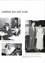 Page 13, 1964 Edition, Tudor Hall School - Chronicle Yearbook (Indianapolis, IN) online yearbook collection
