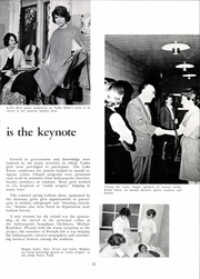 Page 15, 1964 Edition, Tudor Hall School - Chronicle Yearbook (Indianapolis, IN) online yearbook collection