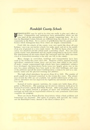 Page 12, 1926 Edition, Consolidated High Schools of Randolph County - Hoosier Pioneer Yearbook (Randolph County, IN) online yearbook collection