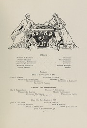 Page 13, 1903 Edition, University of Chicago - Cap and Gown Yearbook (Chicago, IL) online yearbook collection