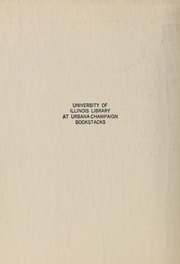 Page 2, 1903 Edition, University of Chicago - Cap and Gown Yearbook (Chicago, IL) online yearbook collection