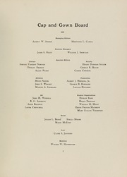 Page 11, 1904 Edition, University of Chicago - Cap and Gown Yearbook (Chicago, IL) online yearbook collection