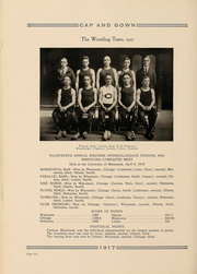 Page 308, 1917 Edition, University of Chicago - Cap and Gown Yearbook (Chicago, IL) online yearbook collection