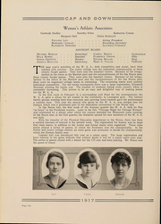 Page 310, 1917 Edition, University of Chicago - Cap and Gown Yearbook (Chicago, IL) online yearbook collection