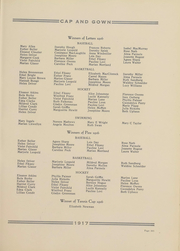 Page 311, 1917 Edition, University of Chicago - Cap and Gown Yearbook (Chicago, IL) online yearbook collection