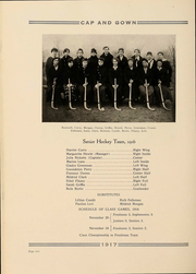 Page 316, 1917 Edition, University of Chicago - Cap and Gown Yearbook (Chicago, IL) online yearbook collection
