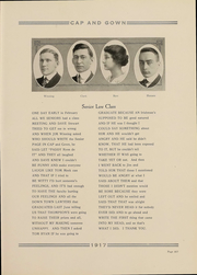 Page 323, 1917 Edition, University of Chicago - Cap and Gown Yearbook (Chicago, IL) online yearbook collection