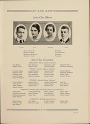 Page 73, 1917 Edition, University of Chicago - Cap and Gown Yearbook (Chicago, IL) online yearbook collection