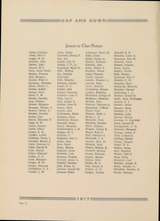 Page 74, 1917 Edition, University of Chicago - Cap and Gown Yearbook (Chicago, IL) online yearbook collection