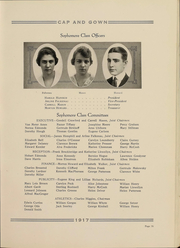 Page 77, 1917 Edition, University of Chicago - Cap and Gown Yearbook (Chicago, IL) online yearbook collection