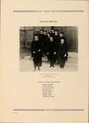 Page 86, 1917 Edition, University of Chicago - Cap and Gown Yearbook (Chicago, IL) online yearbook collection