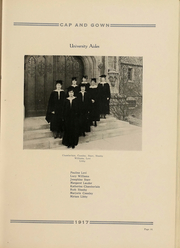 Page 87, 1917 Edition, University of Chicago - Cap and Gown Yearbook (Chicago, IL) online yearbook collection