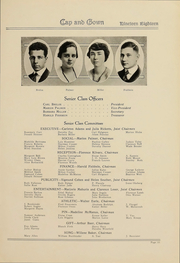 Page 16, 1918 Edition, University of Chicago - Cap and Gown Yearbook (Chicago, IL) online yearbook collection