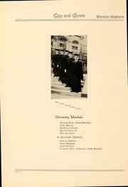 Page 17, 1918 Edition, University of Chicago - Cap and Gown Yearbook (Chicago, IL) online yearbook collection