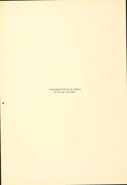 Page 3, 1918 Edition, University of Chicago - Cap and Gown Yearbook (Chicago, IL) online yearbook collection