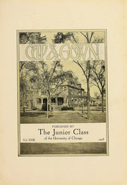 Page 4, 1918 Edition, University of Chicago - Cap and Gown Yearbook (Chicago, IL) online yearbook collection