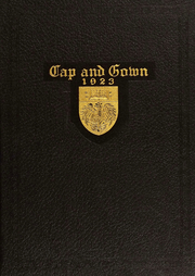 1923 Edition, University of Chicago - Cap and Gown Yearbook (Chicago, IL)