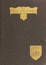 1924 Edition, University of Chicago - Cap and Gown Yearbook (Chicago, IL)