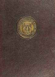 Page 1, 1932 Edition, University of Chicago - Cap and Gown Yearbook (Chicago, IL) online yearbook collection