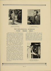 Page 13, 1932 Edition, University of Chicago - Cap and Gown Yearbook (Chicago, IL) online yearbook collection