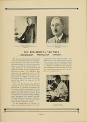Page 15, 1932 Edition, University of Chicago - Cap and Gown Yearbook (Chicago, IL) online yearbook collection