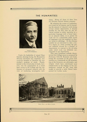 Page 16, 1932 Edition, University of Chicago - Cap and Gown Yearbook (Chicago, IL) online yearbook collection