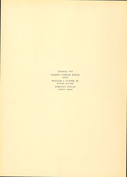 Page 3, 1932 Edition, University of Chicago - Cap and Gown Yearbook (Chicago, IL) online yearbook collection